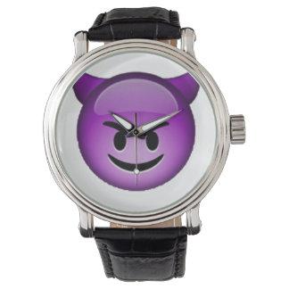 Relógio Imp de sorriso - Emoji