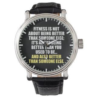 Relógio Inspirador engraçado da malhação