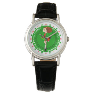 Relógio irlandês da dança