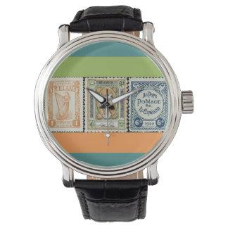 Relógio irlandês do selo