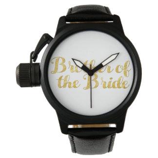 Relógio Irmão do ouro da noiva