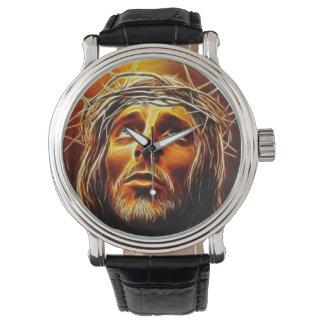 Relógio Jesus: Meu deus porque o tenha abandonado me