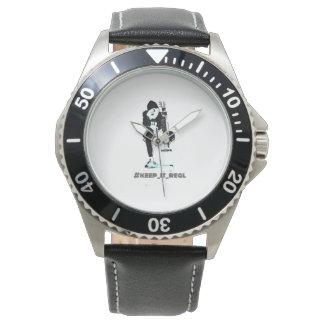 relógio #keep_it_real