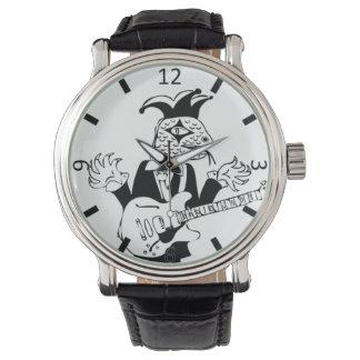 Relógio Lagarto de MTJ