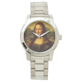 Relógio Leonardo da Vinci Mona Lisa