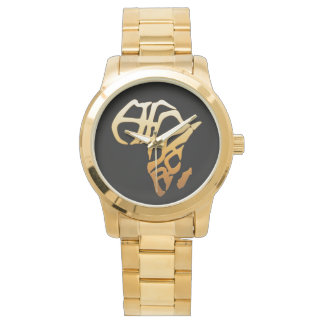 Relógio Logotipo Handwatch unisex de Afrika