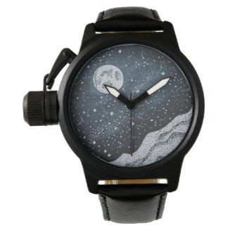 Relógio Lua cheia