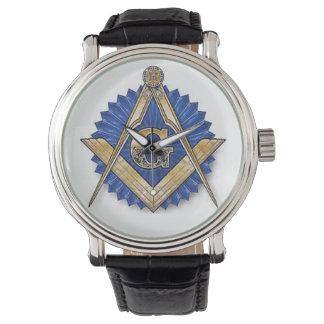 Relógio maçónico