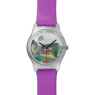 Relógio mágico da cena May28th do Nighttime da