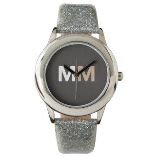 Relógio mágico de LoveFetti da melanina feita sob