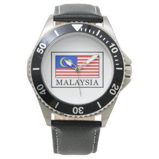 Relógio Malaysia