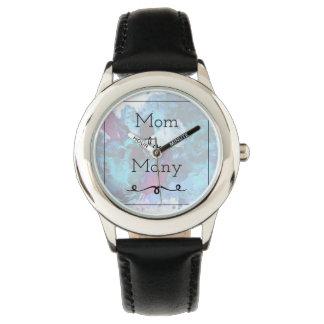 Relógio Mamã a muitos