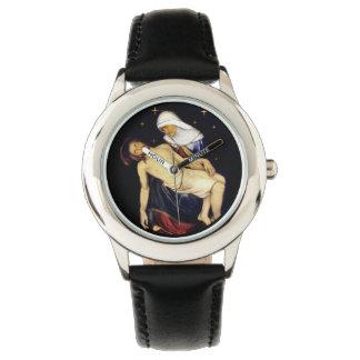 Relógio Mary que guardara Jesus