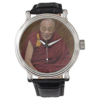 Relógio Meditação budista Yog do budismo de Dalai Lama