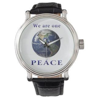 Relógio Mercadoria da PAZ