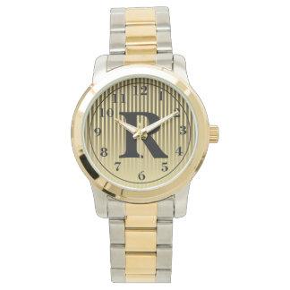 Relógio Monograma