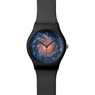 Relogio Monograma, imag da astronomia de espaço profundo