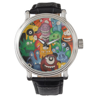 Relógio Monstro!