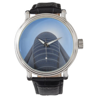 Relógio Monstro de vidro