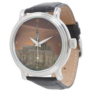 Relógio Mont-Santo-Michel