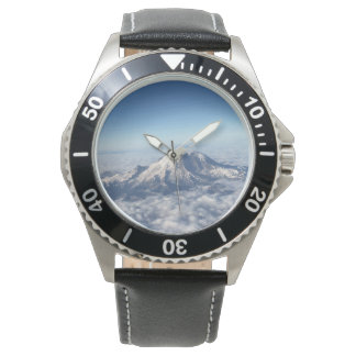 Relógio Montagem Ranier - Seattle Washington