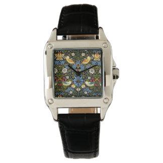 Relógio Morris - ladrão da morango