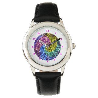 Relógio Mostra CÓSMICA da faísca