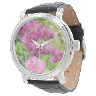 Relógio Não pode obter bastante dos rosa!