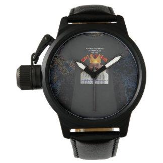 Relógio oficial da mostra