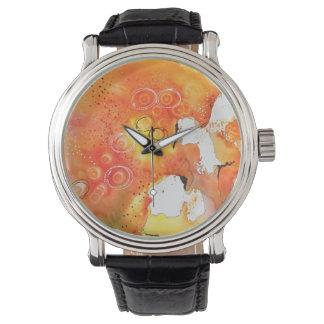 Relógio original da arte