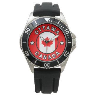 Relógio Ottawa Canadá
