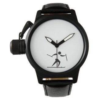 Relógio País transversal da equipe