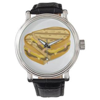 Relógio Panini óbvio da comida do pulso aleatório