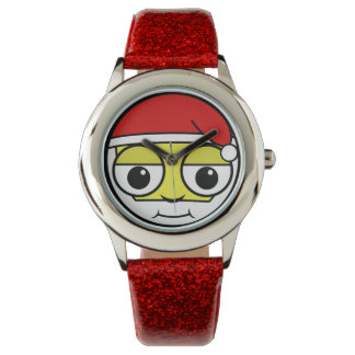 Relógio Papai Noel enfrenta