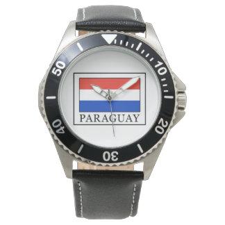 Relógio Paraguai