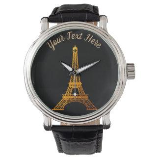 Relógio Paris: Excursão Eiffel do La
