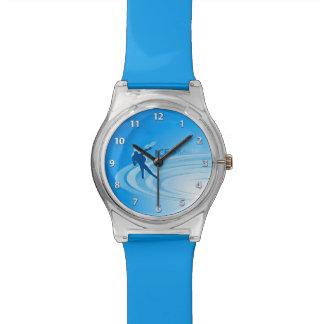 Relógio Patinagem no gelo