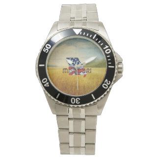 Relógio Patriota de Missouri do T