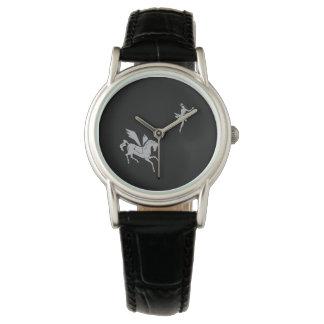 Relógio Pegasus e a bailarina