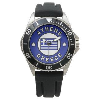 Relógio Piscina de Atenas