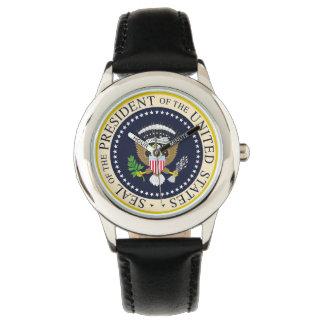 Relógio presidencial (adicione uma nota) 334 por