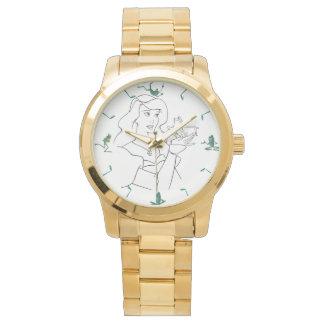 Relógio Princesa ODETTE JeanBob Observação