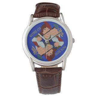 Relógio Príncipe Derek Observação