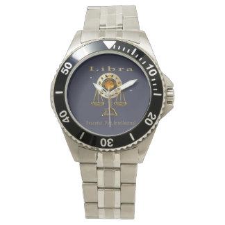 Relógio Produtos do Libra