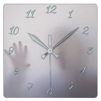 Relógio Quadrado Ansiedade