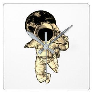 Relógio Quadrado Astro