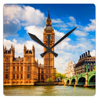 Relógio Quadrado Big Ben