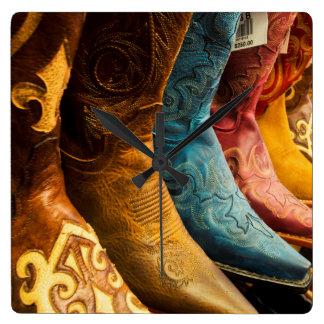 Relógio Quadrado Botas de vaqueiro para a venda, arizona