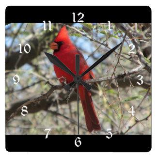 Relógio Quadrado Cardinal