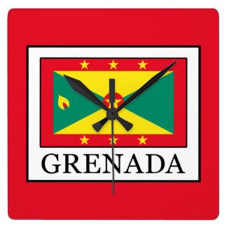 Relógio Quadrado Grenada